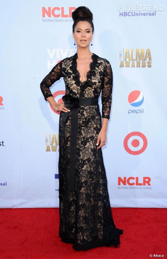 Roselyn Sanchez, actrice, chanteuse, mannequin, réalisatrice...