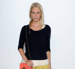 Poppy Delevingne, le baroque pop... A shopper !