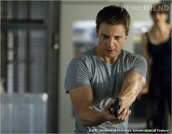 """Jeremy Renner dans """"The Bourne Legacy""""."""