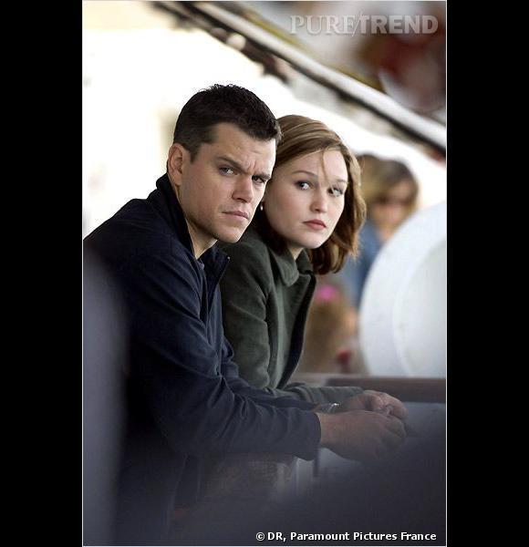 "Matt Damon dans ""La mémoire dans la peau""."