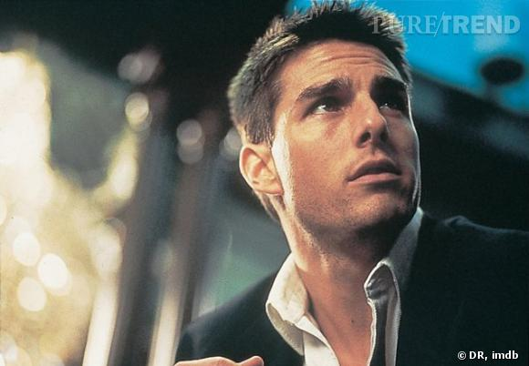 """Tom Cruise dans """"Mission impossible""""."""