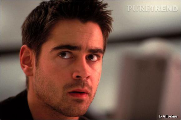 """Colin Farrell dans """"La recrue""""."""