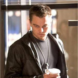 "Leonardo DiCaprio dans ""Les infiltrés""."