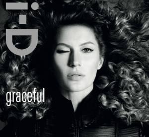 Gisele Bundchen, Natasha Poly, Linda Evangelista : ID Magazine se plie en 16 pour son Fall Issue