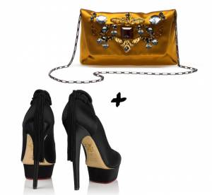 It-bag + it-shoes : les duos glamour pour la Fashion Week de Paris