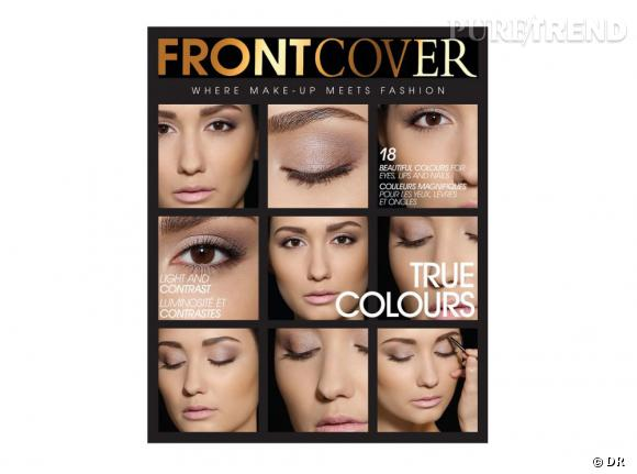 Coffret True Colours pour un make-up léger