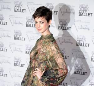 Anne Hathaway se met à la chanson