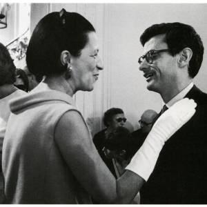 Diana Vreeland, la femme qui a créé la notion de rédactrice mode.