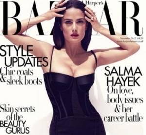 Salma Hayek, 46 ans et épanouie : ''Je suis petite et ronde, je me fiche d'être la plus mince ou la plus belle''