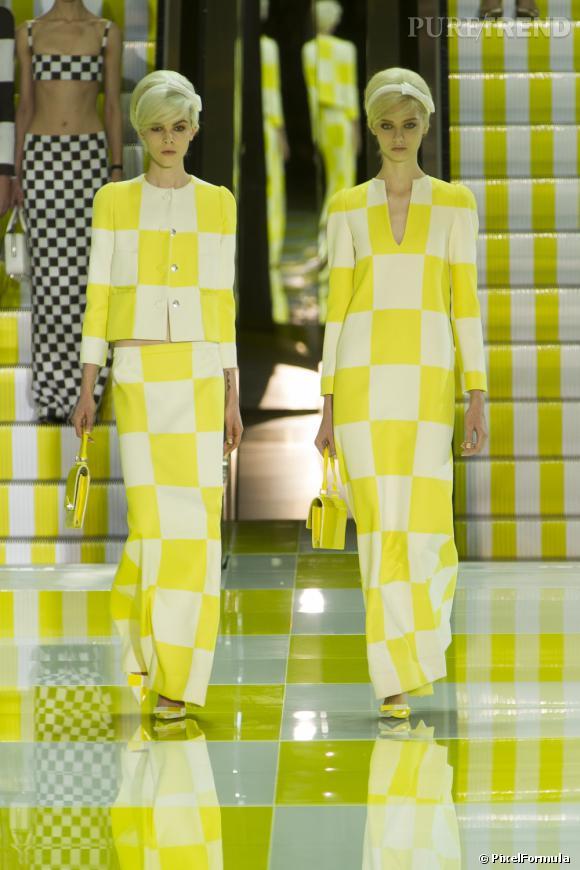 Défilé Louis VuittonParis Printemps-Eté 2013