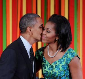 Michelle Obama et Barack : 20 ans de mariage en 30 looks