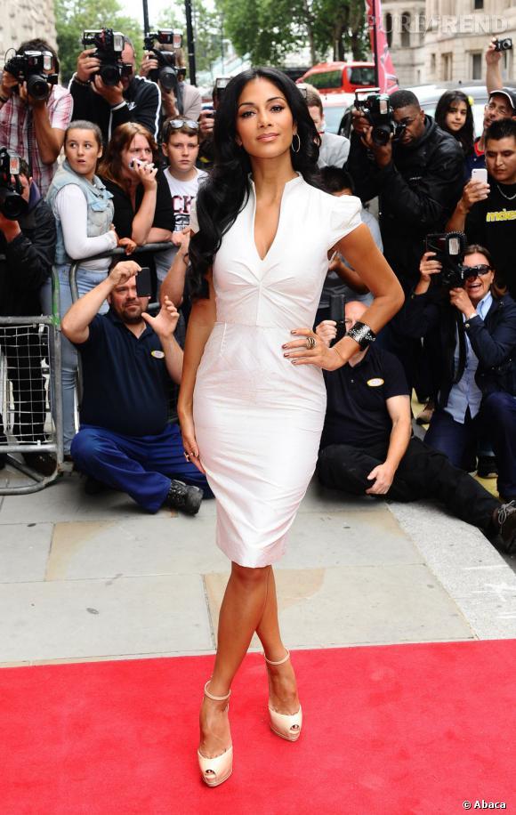 Sauvée par la musique, Nicole Scherzinger est aujourd'hui membre du jury de l'édition british d'X Factor.