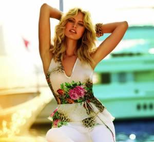 Roberto Cavalli et Target : l'été australien de Karolina Kurkova