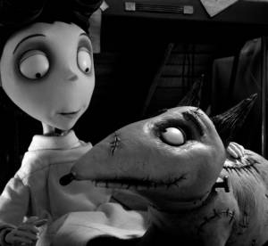 Uniqlo s'inspire du Frankenweenie de Tim Burton