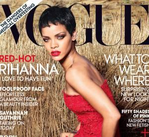 Rihanna, sauvageonne sexy pour Vogue : ''Je suis plus femme, plus libre''