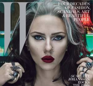 Scarlett Johansson, Keira Knightley... Méconnaissables pour les 40 ans de W