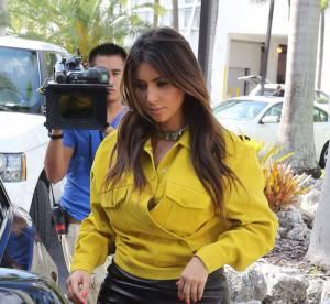 Kim Kardashian avoue avoir un style desastreux