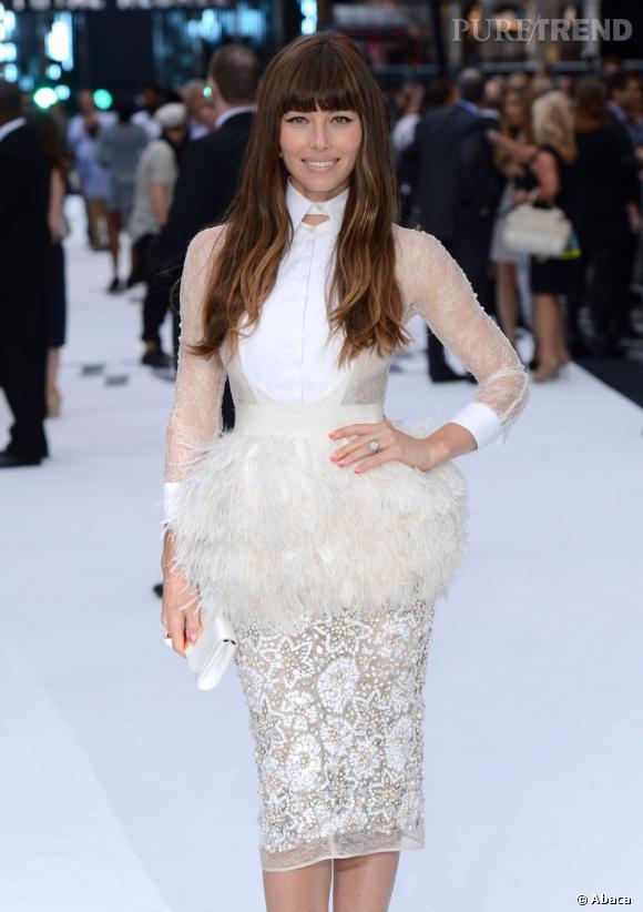 On a hâte d'admirer la robe de mariée de la star, une Elie Saab selon les rumeurs.
