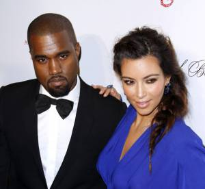 Kim Kardashian et Kanye West, un couple mode et glamour