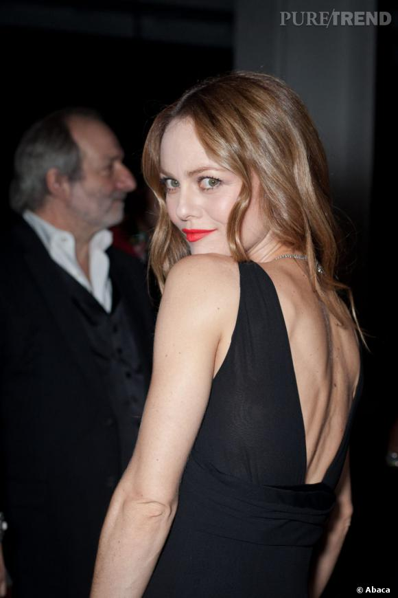 Vanessa Paradis, une invitée de choix à la soirée Chanel à Moscou.