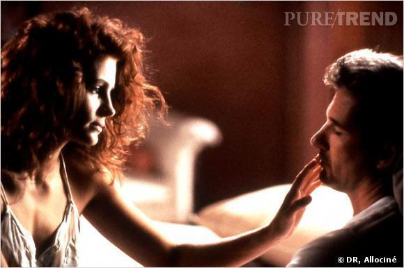 Le roux est la couleur qui convient le mieux à Julia Roberts.