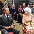 A 85 ans, la Duchesse d'Albe se marie pour la troisième fois avec Alfonso Diez de 24 ans son cadet.