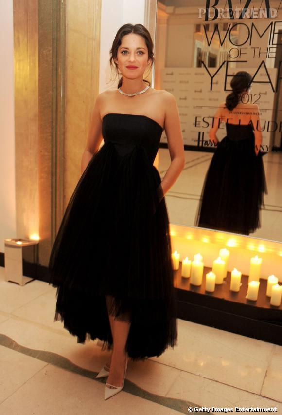 Marion Cotillard en Christian Dior Printemps-Été 2013.