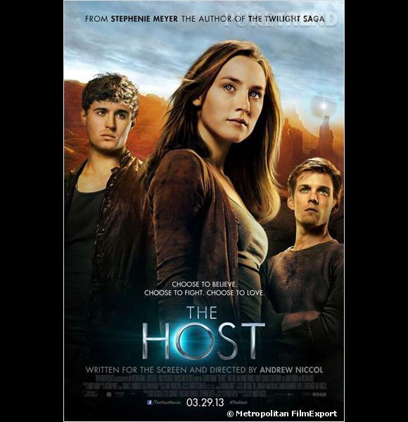 """""""The Host"""", """"Les âmes vagabondes"""" en VF, le futur """"Twilight"""" ?"""