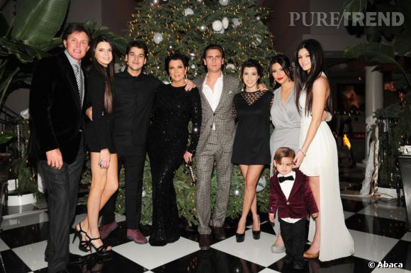 La famille Kardashian, contre vents et marées...