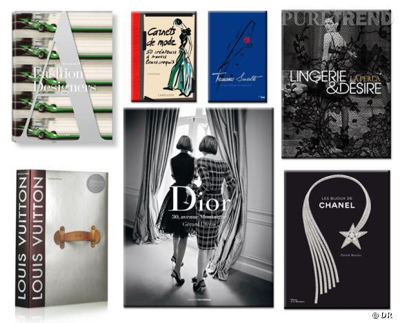 Chanel ,Dior , Smalto ou encore Jean Paul Gaultier , devenez incollable sur la mode avec notre sélection de 10 beaux livres mode pour Noël.