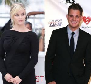Reese Witherspoon, Michael Buble, Mariah Carey, Justin Bieber : ces duos improbables de la musique