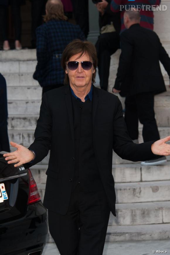Wait... What ? Renee Zellweger aurait eu une liaison avec Paul McCartney de 2007 à 2008.