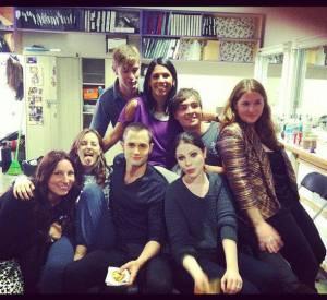 """L'équipe de """"Gossip Girl"""" finit de tourner la sixième et dernière saison !"""