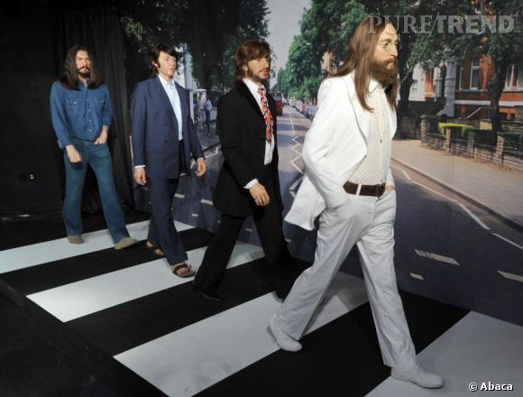 Les Beatles s'invite à New York.