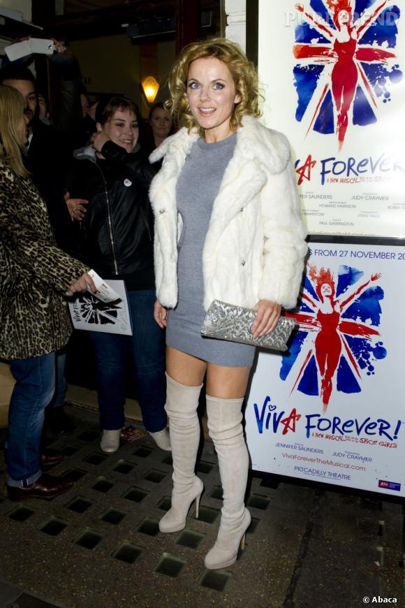 Geri Halliwell : Shirley Temple sur le retour pour Viva Forever.