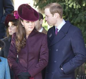 Kate Middleton et le Prince William passent Noel sans la Reine