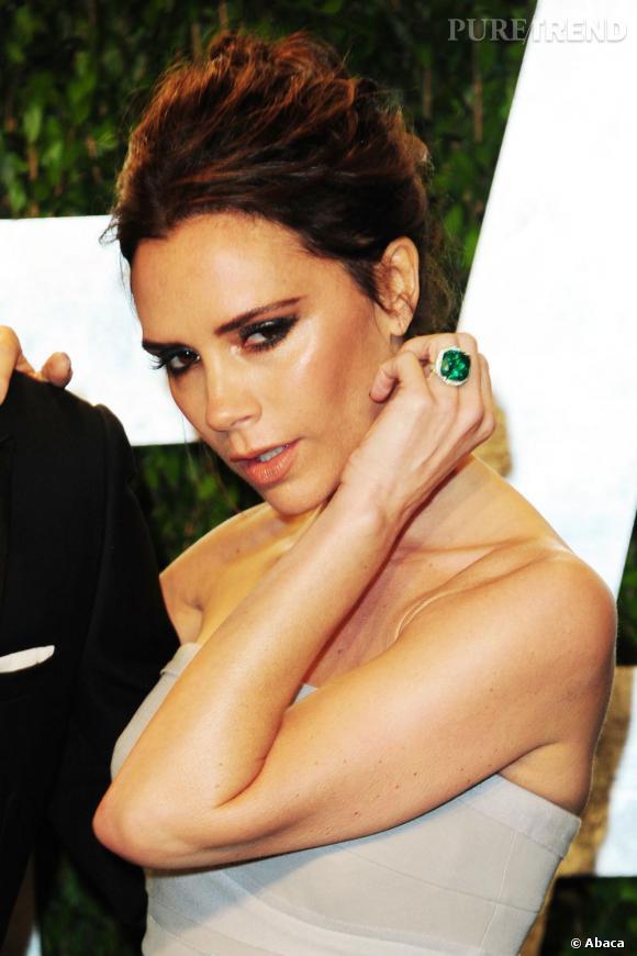Les insolites beauté de 2012 Victoria Beckham et son soin au placenta de brebis, un secret de beauté dont on se serait bien passé.