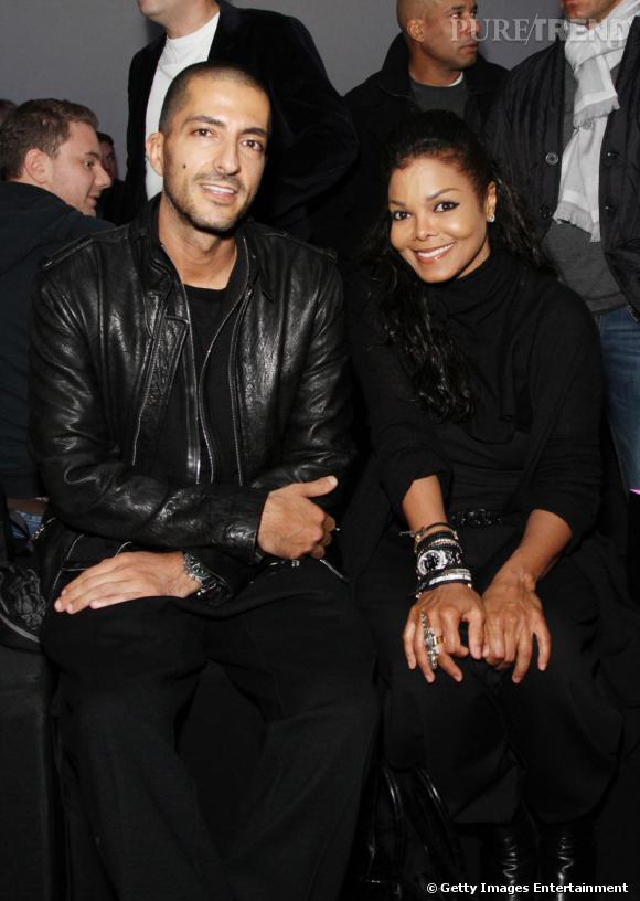 Janet Jackson se serait fiancée avec son petit ami de 2 ans : Wissam Al Mana.