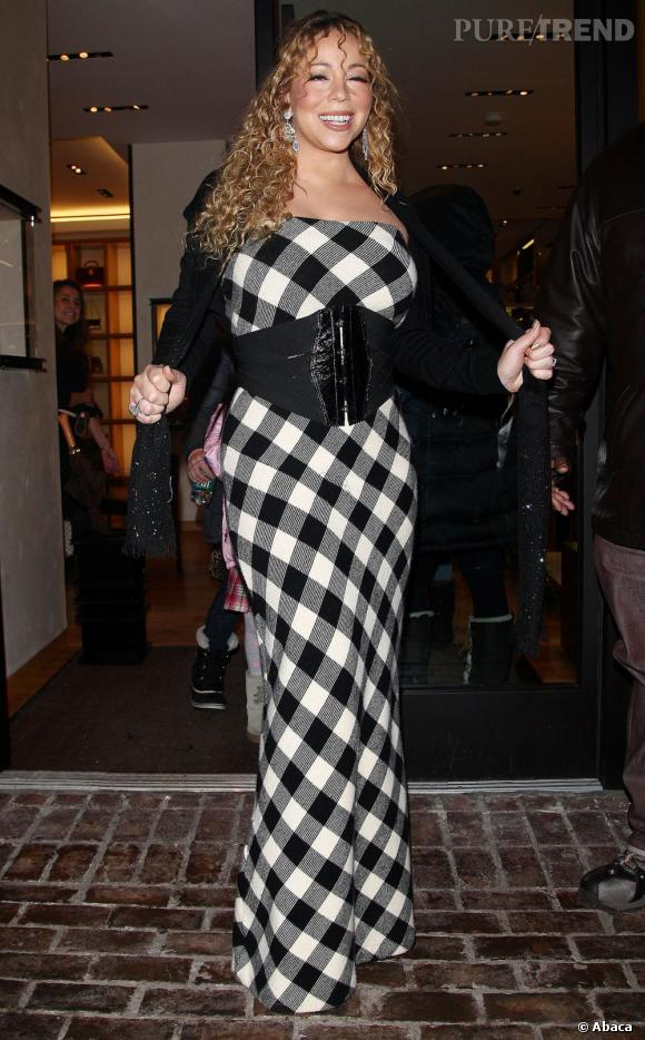Mariah Carey, échec et moche.