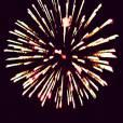Pas de nouvel an sans feux d'artifices, merci Alessandra.