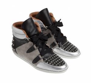 Fashion obsession : des baskets montantes hype