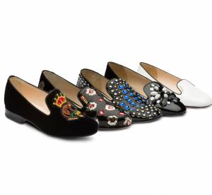 Zoom it-shoes : les slippers Prada