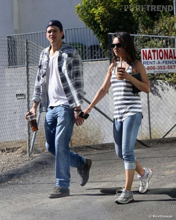 Mila Kunis et Ashton Kutcher, un couple sur la sellette !