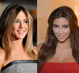 Kim Kardashian : Jennifer Aniston a la rescousse de la future maman