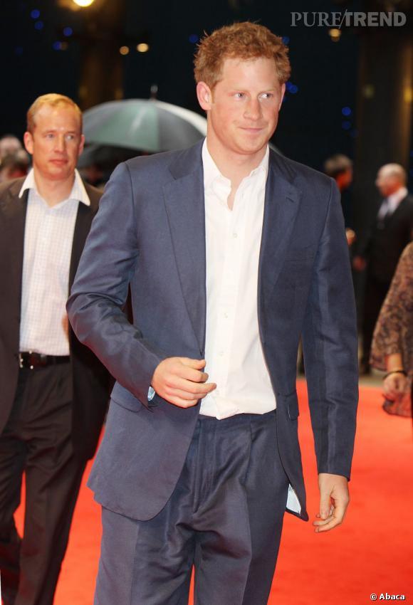 Le rouquin coiffe au poteau George Clooney et de nombreuses têtes couronnées.