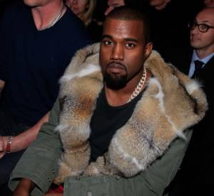 Kanye West : sa Fashion Week parisienne, c'est sans Kim !