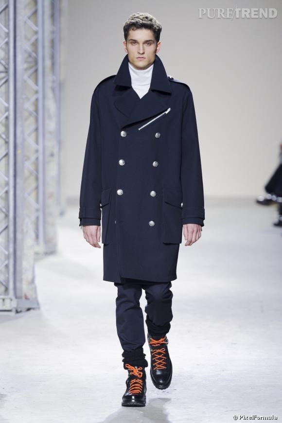 Défilé HermèsParis Automne-Hiver 2014