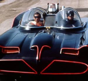 Batman : La Batmobile de 1966 vendue pour 4,2 millions de dollars