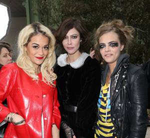 Rita Ora, Kim Kardashian, Diane Kruger : les front rows Chanel, Stephane Rolland, Armani Prive...