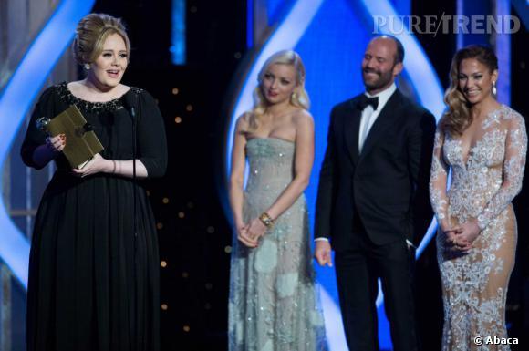 """Adele chantera """"Skyfall"""" lors de la cérémonie des Oscars 2013 le 24 février."""